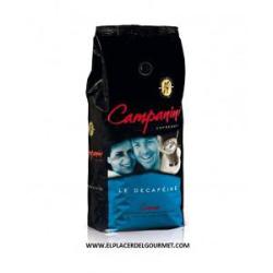 Kaffee ohne Koffein Campanini 1K 100% Natural