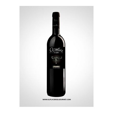 RED WINE Acontia O.D. SPANISH OAK TORO 6 months 75CL
