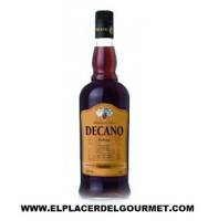 BRANDY DE JEREZ  DECANO 70CL.