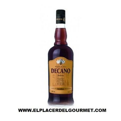 BRANDY DE JEREZ  DECANO 70CL.
