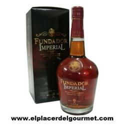 Brandy de Jerez Gran Reserva Fundador Imperial