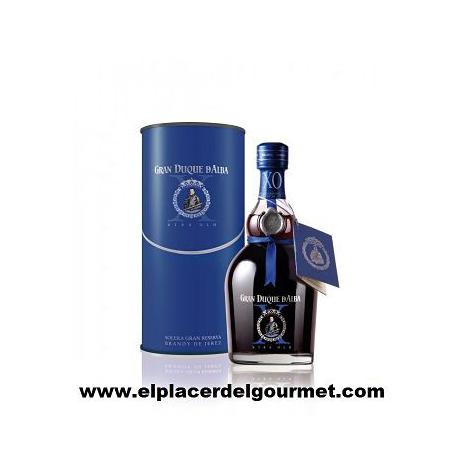 Brandy of Sherry Great Duke of Alba X.O Williams and Humbert (Brandy)