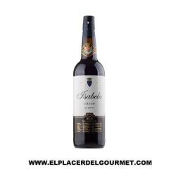 d.o. jerez-xéres-sherry vino Cream Isabela 75 cl Bodega Valdespino