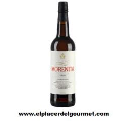 d.o. jerez-xéres-sherry wine Morenita Cream Bodegas Emilio Hidalgo 75 cl