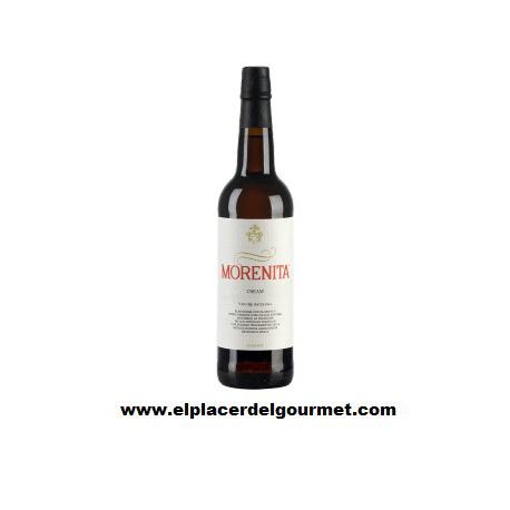 Morenita Cream Bodegas Emilio Hidalgo (Jerez-Xérès-Sherry)