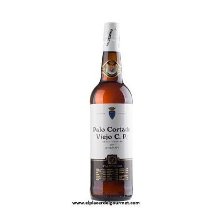 D.O. Jerez-Xérès-Sherry vino PALO CORTADO VIEJO CP VALDESPINO 75CL
