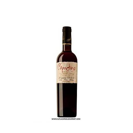 DO. Jerez-Xeres-Sherry WINE PALO CORTADO V.O.R.S. CAPUCHINO 75CL. BODEGA DOMECQ
