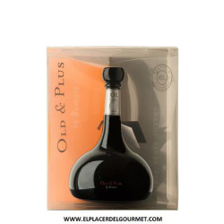 DO. Jerez-Xeres-Sherry OLOROSO OLD WINE PLUS 50CL. BODEGAS SANCHEZ ROMATE