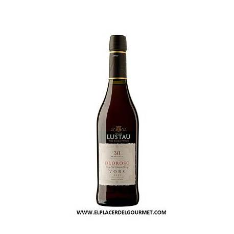 DO. Jerez-Xeres-Sherry OLOROSO LUSTAU VORS 50CL WINE