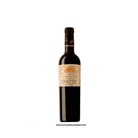 DO. Jerez-Xeres-Sherry OLOROSO V.O.R.S.SIBARITA WINE 75CL. CELLAR OSBORNE