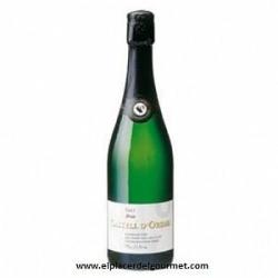 Castell D'Ordal sparkling wine Cava brut 75 cl.