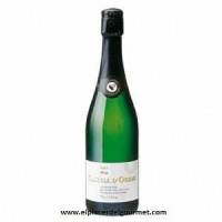 Castell D'Ordal vin mousseux Cava brut 75 cl.