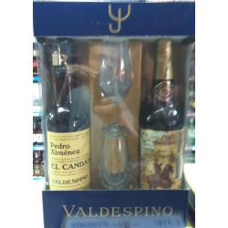 PACK VALDESPINO 2 BOT+ 2 COPAS DE REGALO