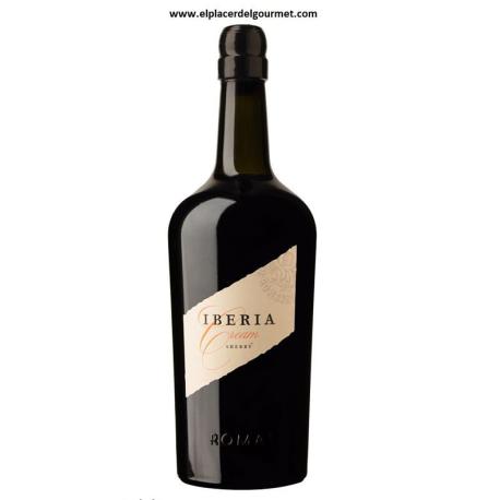 d.o. jerez-xéres-sherry wine CREMEFARBIGER Bodegas Sanchez ROMATE 75CL.