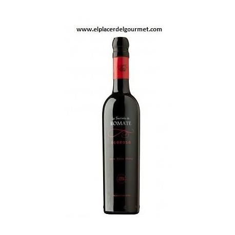 Wine DO Jerez-Xeres-Sherry Oloroso 75cl Romate Sanchez wineries.