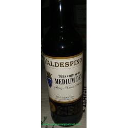 JEREZ WINE Palo cut medium dry Winery THREE CUT 75CL valdespino O.D. Jerez-Xeres-Sherry
