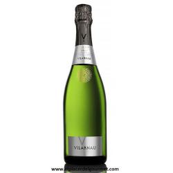 Vin blanc Cava BRUT 75CL VILARNAU
