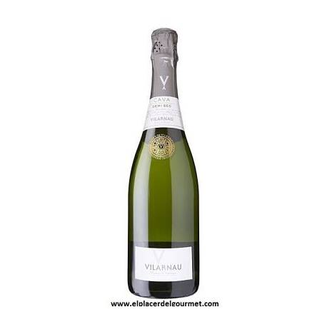 White Wine Cava VILARNAU BRUT nature 75CL