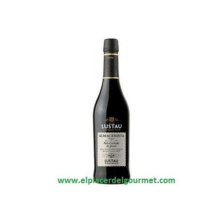 Palo geschnitten Wein storer 50 cl.bodega Jerez-Xeres-Sherry lustauDO