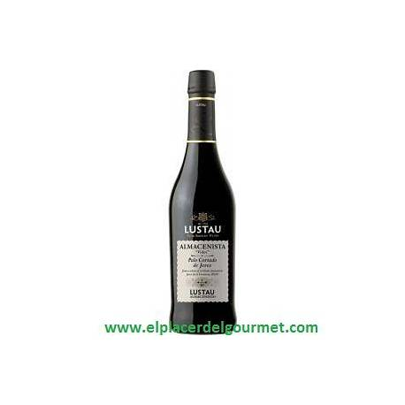 vino palo cortado almacenista 50 cl.bodega  lustauDO Jerez-Xéres-Sherry