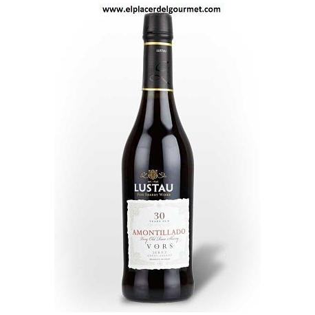 Wine sherry amontillado v.o.r.s. 50 cl. do. Jerez-xeres-sherry