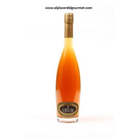 Wine sherry amontillado Bodegas Urium 75 cl.