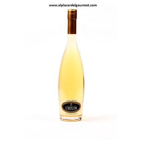vino jerez pale cream Bodegas Urium 75 cl.