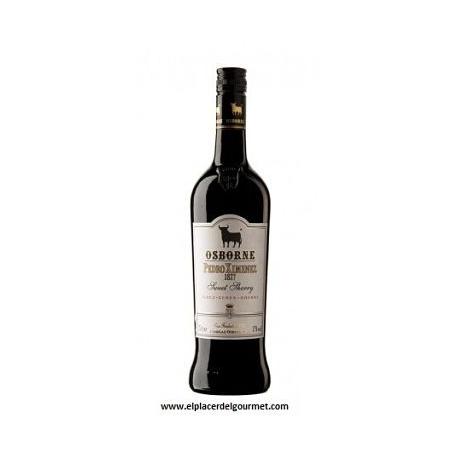 wine sherry pedro ximenez winery Osborne 75cl D.O. Jerez-Xèrez-Sherry
