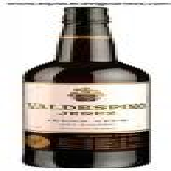 xérès sec Valdespino vin de 75cl. D.O. Jerez-Xérès-Sherry