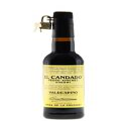 jerez vino PEDRO XIMENEZ EL CANDADO 37.5 CL