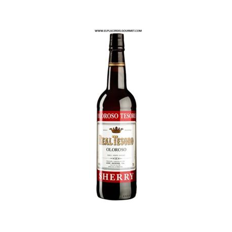 JEREZ Wein Oloroso königlichen Schatzkammer Jose Estevez 75 CL.D.O: JEREZ-SHERRY-Xérès