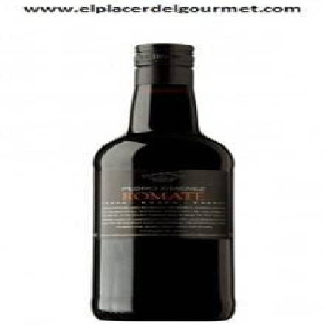 Pedro Ximenez Sherry Wein 75 cl. Sanchez Romate.D.O. Jerez-Xeres-Sherry