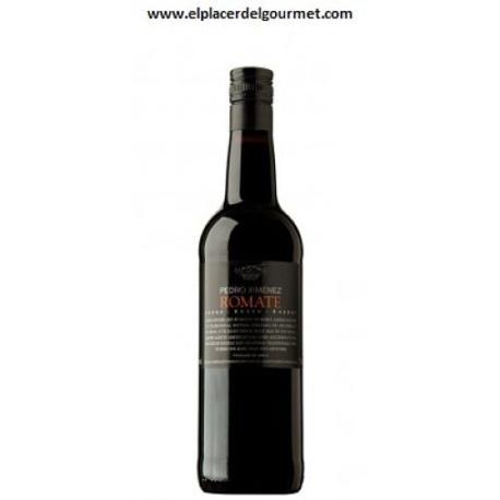 Wine sherry PEDRO XIMENEZ 75 cl. Sanchez Romate.D.O. Jerez-Xeres-Sherry