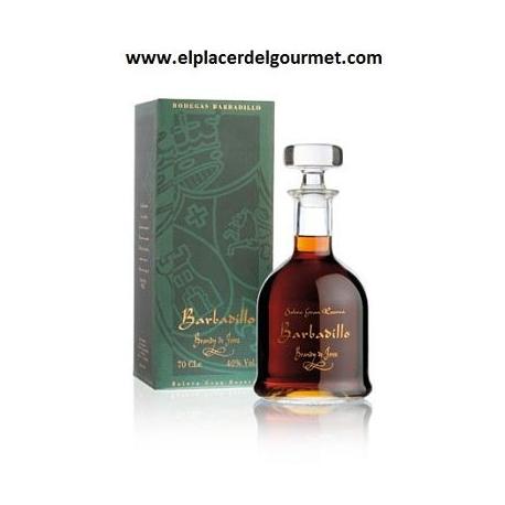 Brandy Jerez great reserve Barbadillo. D.O.Xeres-Jerez-sherry