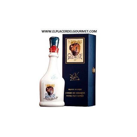 WINE SHERRY BRANDY CONDE DE OSBORNE  DALI  GRAN RESERVA 70CL