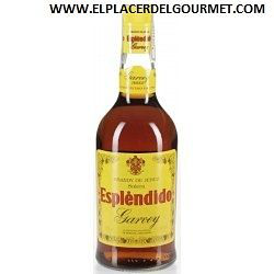 SHERRY WINE Brandy Esplendido Garvey 1 LITRO