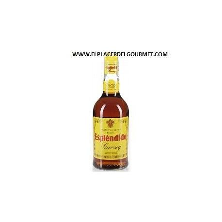 SHERRY WINE Brandy Esplendido Garvey 1 LITRO