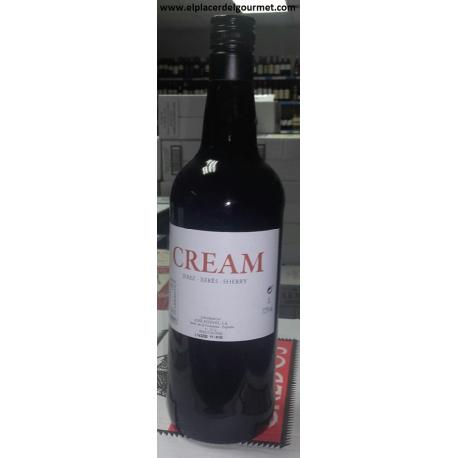 do. Xeres-Sherry-Cream sherry sherry wine cellar Valdespino bot. 1l.