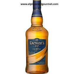 WHISKY White LABEL 12 YEARS 70 CL