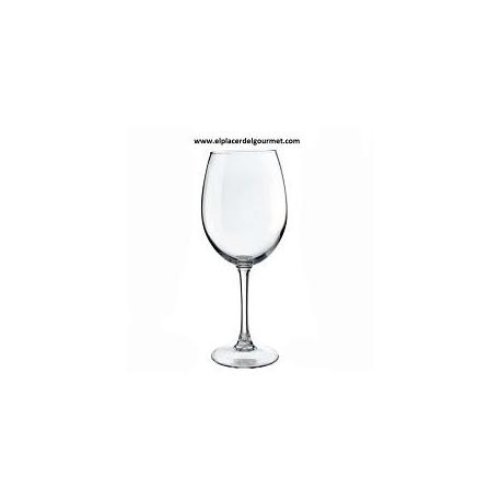 COPA PINOT para vino 35CL C/12U