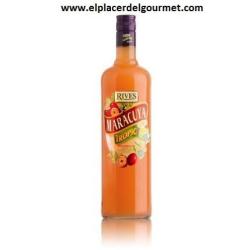LICOR MARACUYA RIVES SIN ALCOHOL 1L