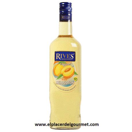 LICOR MARACUYA RIVES WITHOUT ALCOHOL 1L