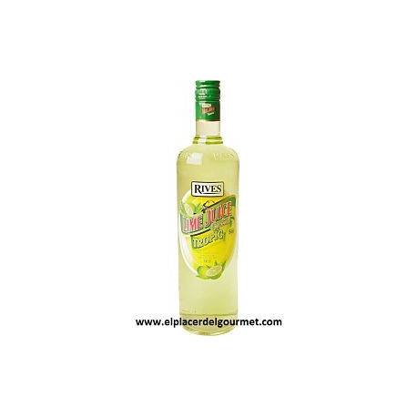 LICOR BANANA RIVES WITHOUT ALCOHOL 1L