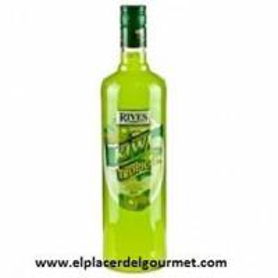 liqueur de citron vert RIVES SANS ALCOOL 1L