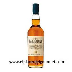 WHISKEY TALISKER 10 YEARS MALTA 70CL.