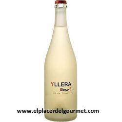 Yllera Cinco.5 Verdejo Frizzante mousseux VIN BLANC 75 cl.