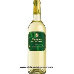 MARQUES CACERES WEISSWEIN 75CL