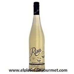 White wine FRIZZANTE RISA 75CL.