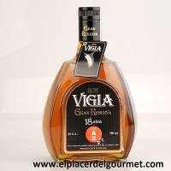 Rum VIGIA GRAN RESERVA 18 YEARS
