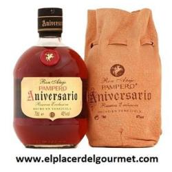 Rum PAMPERO BIRTHDAY BT.70cl